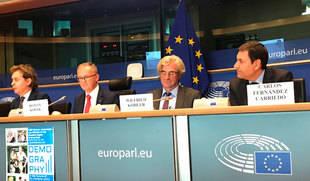 La Comunidad pide a la UE una estrategia europea y más fondos para frenar la despoblación