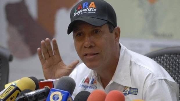 CNE abre investigación contra Henri Falcón y tres diarios del estado Lara