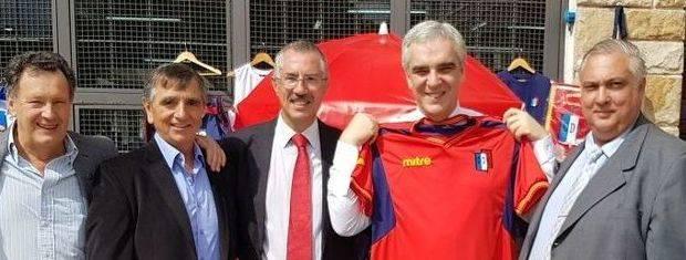 El Deportivo Español ruega respeto ante la circulación de fotografías de Daniel Calzón