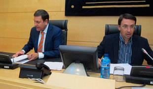 Carriedo defenderá en el Parlamento Europeo una estrategia europea sobre población e instrumentos financieros