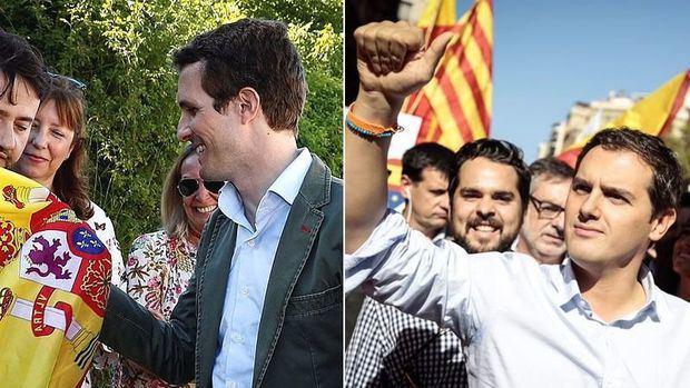 PP y Ciudadanos compiten por hacerse con el discurso de la ultraderecha europea: no más inmigrantes