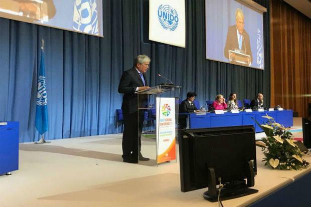 Venezuela participa en la XVII Asamblea General de la ONUDI