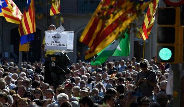 Herrera defiende el orden constitucional y la legalidad tras las detenciones en Cataluña