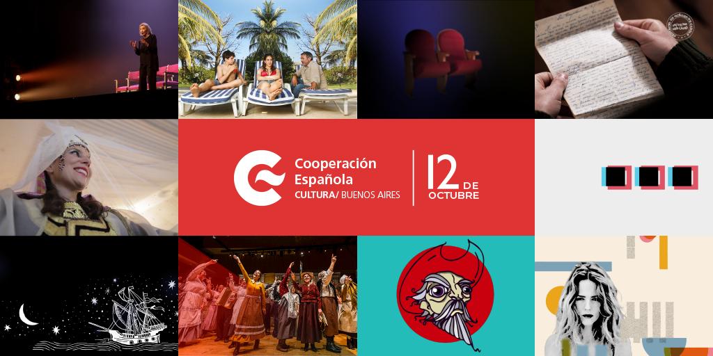 Se viene una semana especial organizada por la Embajada y CCEBA para celebrar la Fiesta Nacional de España