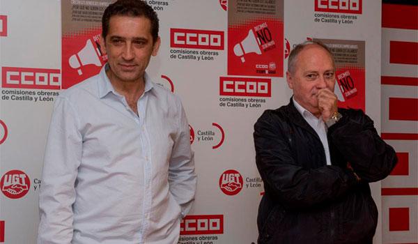 CCOO y UGT piden a Cecale una reunión urgente para adaptar el acuerdo nacional a la Comunidad