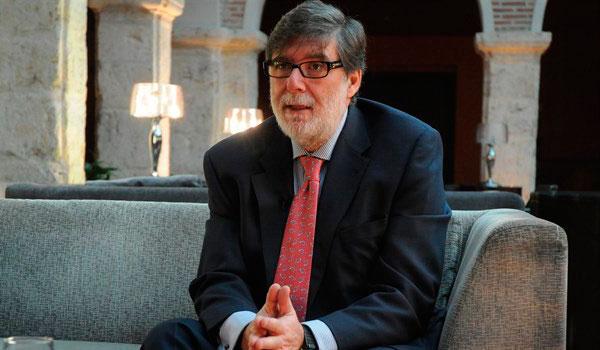 Santiago Aparicio, único candidato para presidir Cecale los próximos cuatro años