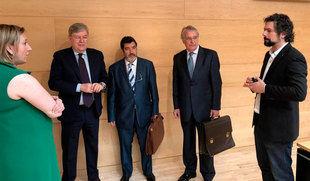 Exdirectores generales de Caja Duero y Ceiss apuntan a la banca como interesada en que desaparecieran las cajas