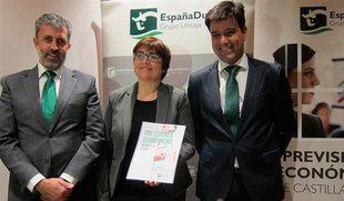 EspañaDuero revisa al alza en dos décimas su previsión de crecimiento para Castilla y León hasta el 2,5% en 2018
