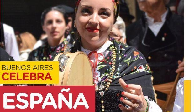 Se suspendió el Buenos Aires Celebra España debido al duelo por la aparición del ARA San Juan