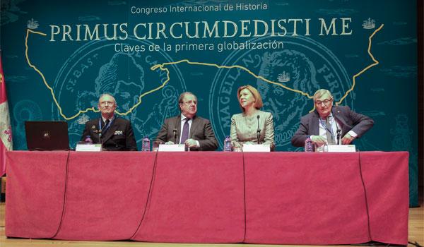 Herrera apela al espíritu internacionalizador de Magallanes frente a proyectos separatistas