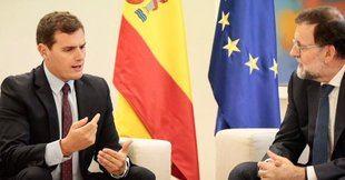 En España Ciudadanos ya supera al PP en votos