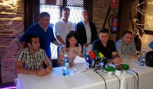 La portavoz de Ciudadanos en la Diputación de Segovia y otros cuatro cargos abandonan la formación 'naranja'