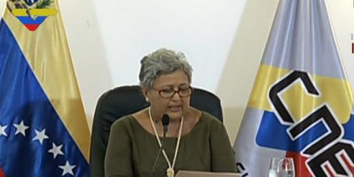 CNE informó que las elecciones regionales se realizarán el 10 de diciembre