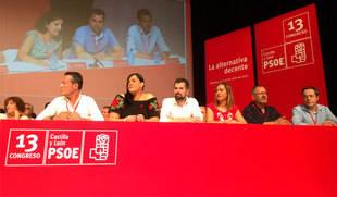Barcones será vicesecretaria general del PSCL en una Ejecutiva sin presidente y con cinco secretarías más