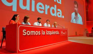 Tudanca subraya que el PSOE es