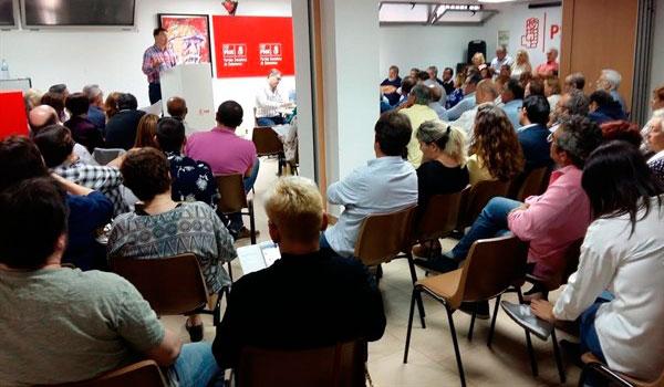 Valladolid, Segovia y Salamanca eluden el consenso en los 'congresillos' del PSOE