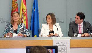 Del Olmo conmina a Sánchez a reformar la financiación y reclama multilateralidad frente a un 'vis a vis en los despachos'