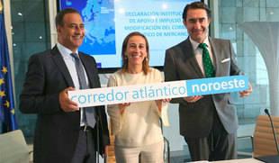 Frente común para que el corredor atlántico incluya al noroeste peninsular