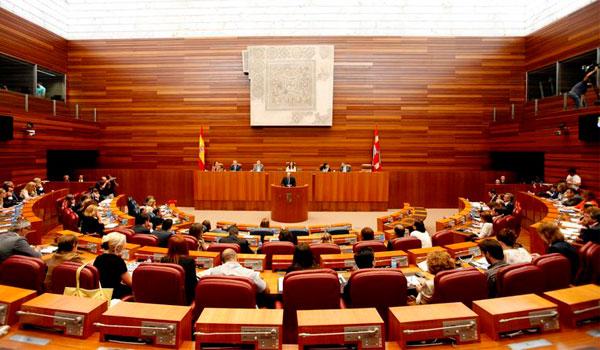 Aprobados los presupuestos regionales para 2017 con la abstención de Ciudadanos y UPL