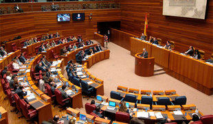 Ratificados los acuerdos de Comunidad entre reproches de PP y PSOE por las 'prisas' al nuevo Gobierno