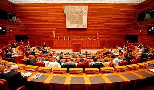 Retirados los puntos sobre la designación de consejeros al Consultivo y Cuentas a petición del PP