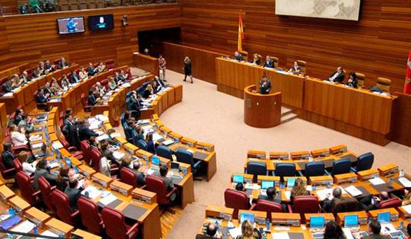 Las Cortes instan a Fomento a que concluya la A-60 y arregle el firme de la A-66