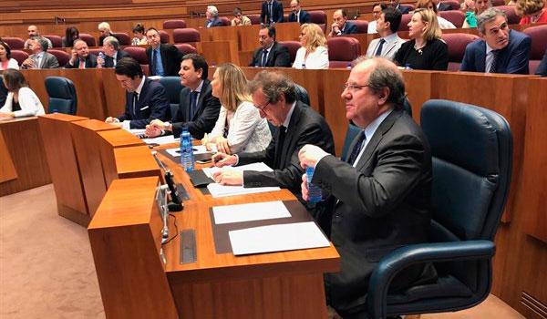 Herrera ve injustificado aplazar la reforma de la financiación a cambio de