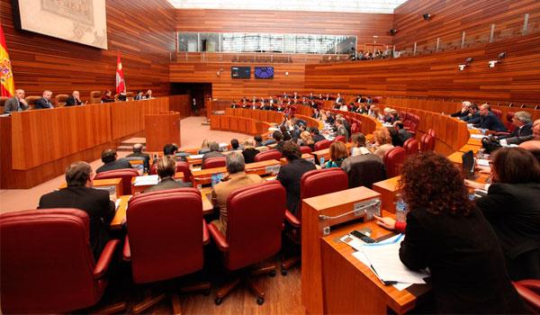 La abstención de Ciudadanos y UPL posibilita aprobar los presupuestos de 2018