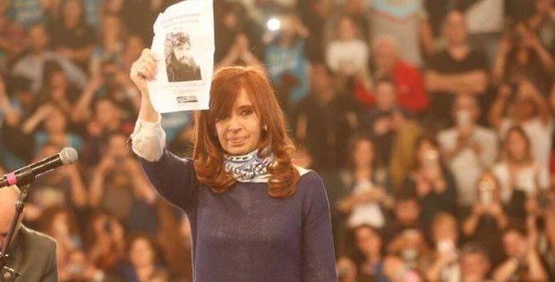 """Cristina festejó su triunfo en las PASO pidiendo por una """"oposición que ponga límites al gobierno"""""""