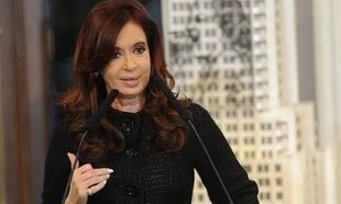 Cristina reclamó una auditoría de todos los contratos de la obra pública