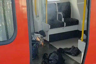 Veintidós heridos en un atentado con un