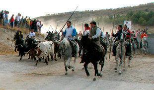 Los encierros de Cuéllar obtienen la declaración de Fiesta de Interés Turístico Internacional