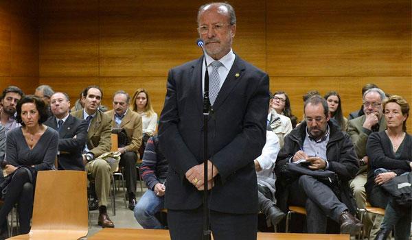 De la Riva declarar� como investigado por el caso de la 'confort letter'