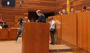 Herrera garantiza que el impuesto sobre Garoña no incurrirá en una doble tributación