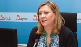 Pilar del Olmo niega un conflicto con la empresa Vidriera Leonesa