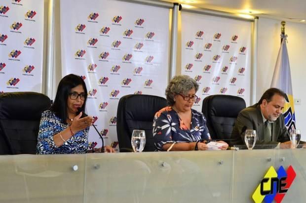 ANC crea capítulo para atender casos de violencia contra funcionarios del Poder Electoral