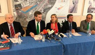 Del Olmo: 'Hay que seguir apostando para que Burgos siga siendo la capital industrial de Castilla y León'
