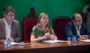 Del Olmo destaca que el Fondo de Ayudas Mineras ha financiado tres proyectos que han creado 175 puestos de trabajo