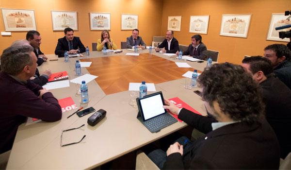 Del Olmo señala que la prórroga del PGE supone una merma de 279,6 millones previstos