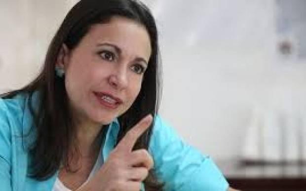 María Corina Machado dice que reconocer la Constituyente sería traicionar a la lucha ciudadana