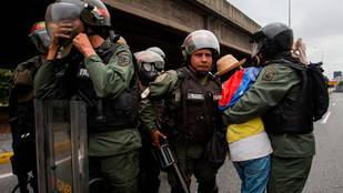 Foro Penal registra 4 mil 400 detenciones durante protestas desde abril