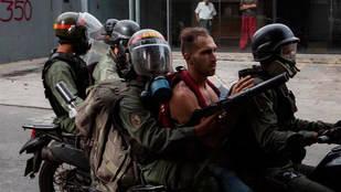 Foro Penal registró 130 detenidos por trancazo de este lunes