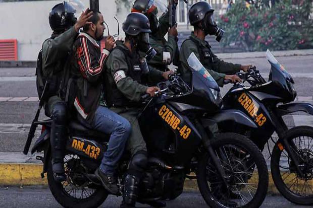 Foro Penal registra más de 5 mil arrestos durante protestas opositoras