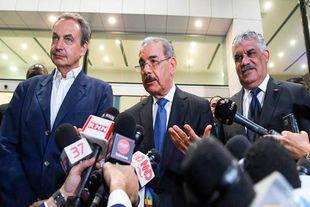 México, Chile, Nicaragua y Bolivia se suman al proceso de diálogo