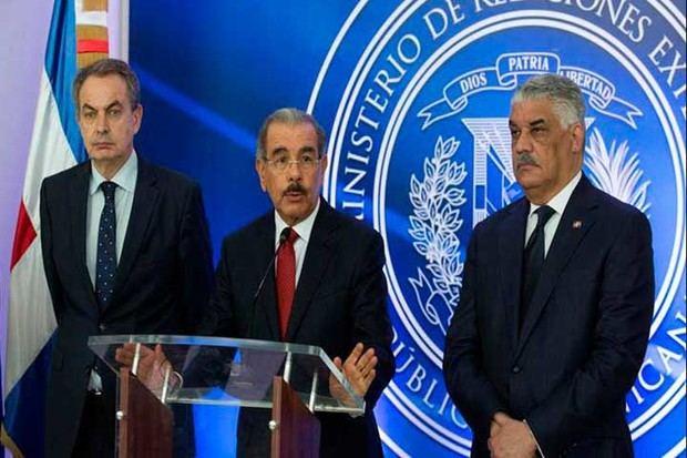Danilo Medina: Diálogo culminó sin acuerdo y entró en 'receso indefinido'