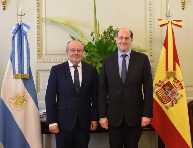 Se realizó la 1° Reunión de Diálogo Privilegiado Informal y Permanente Argentina-España