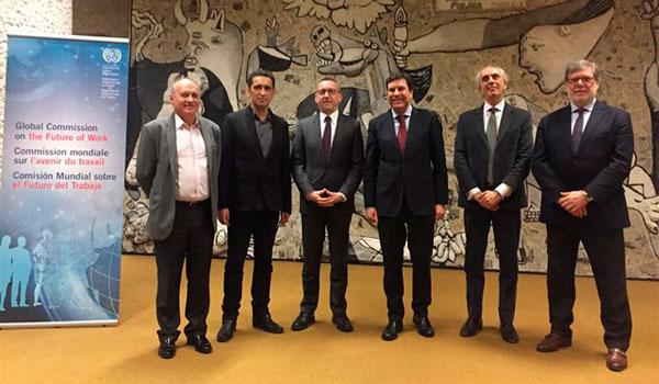 La OIT valora el modelo del diálogo social de Castilla y León como ejemplo de concertación para consensuar en sociedades modernas