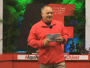 Diosdado Cabello: En 2018 los chavistas iremos con un solo candidato presidencial a la victoria