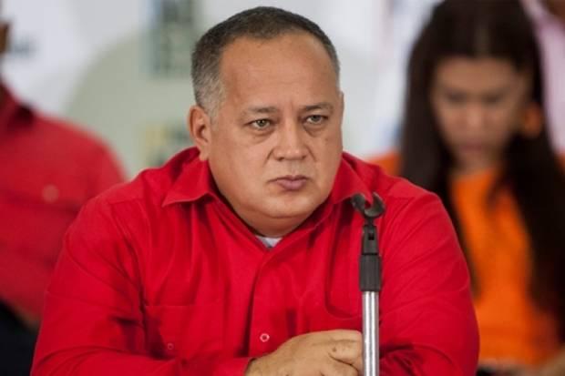 Diosdado Cabello pide investigar a Banesco por contrabando de efectivo