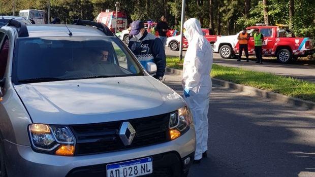 Coronavirus: dos personas murieron y 86 fueron diagnosticadas este martes en Argentina